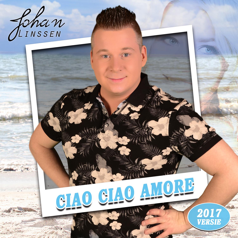 Johan Linssen streekt zijn Ciao Ciao Amore in een nieuw jasje!
